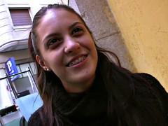 PUTA LOCURA Carolina Abril for the first time