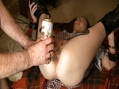 Sub kilted to table legs pt 6 Lager fountain 1