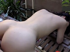 Aria Alexander - Home video at a student party