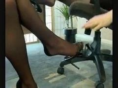 2 Sexy Ladys Shoeplay