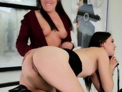 Wife cheat at work with other woman