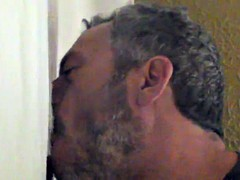 25 yr. old annonymous latin cock at my gloryhole