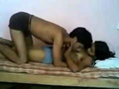 Brother fucked his virgin sister when no one at home