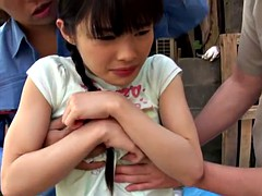 Пальцем, Японки, Втроем