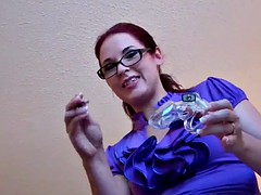 You will stay locked up in chastity until I let you out