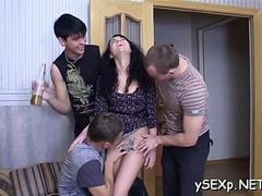 group session with nasty sluts feature