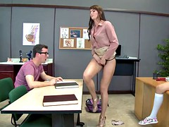 Brazzers - Bianca Charlotte - Moms In Control