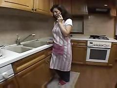 Asiático, Penetracion con dedos, Japonés