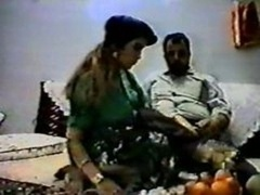 Arab couple home made adult entertainment