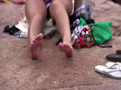 Teen Soles at The Beach