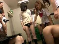 Asiatique, Femme dominatrice, Japonaise