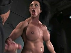 BDSM Muscle Baby Going Crazy by Cezar73