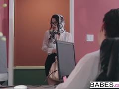 Babes - Office Obsession - Jay Smooth and Noelle Easton - Soaked to the Bone