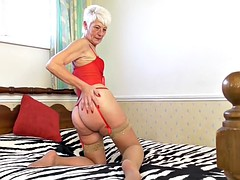 Hungry Grandmother wants young hard cock