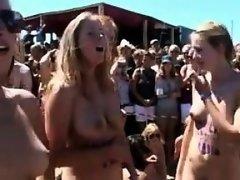 World-Euro-Danish & Nude People On Roskilde Festival 2006