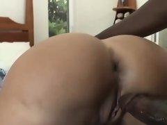 Playgirl groaning softly as her gym teacher fucks