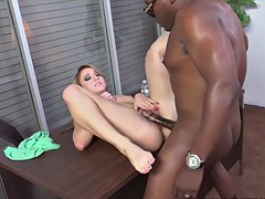 Grosse titten, Blondine, Schwanz, Fetisch, Hardcore, Interrassisch, Pornostars, Titten