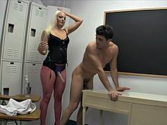 Pornstar Macy Cartel BTS first time Pegging Guy