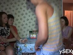 Leie, Gruppe, Party, Russisch, Jungendliche (18+), Titten