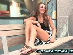 Mary Porno Shes A Gorgeous Gymnast Adult With FTV