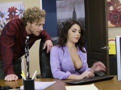 Brazzers - Big Tits at Work - All Natural Int