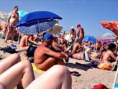 Cap d'Agde swingers beach