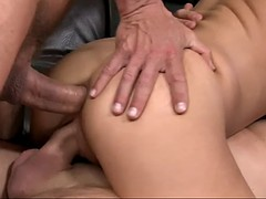 merciless double penetration of naughty russian dominica phoenix