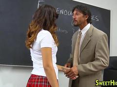 Grote lul, Pijpbeurt, Universiteit, Hardcore, Rijden, Schoolmeisje, Tiener