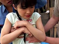 Penetracion con dedos, Japonés, Trio