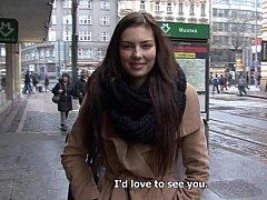18 ans, Amateur, Tchèque, Européenne, Pov, Chatte, Réalité, Adolescente