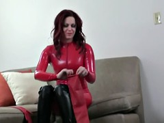 sarah-red-catsuit-over-knee-boots-hh-hd