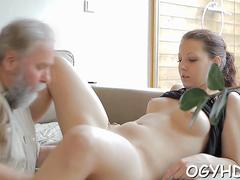 chick teased by old crock video video 1