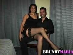 Follate a mi Mujer Chaval!getting off Polvazo Cornudo en brunoymaria