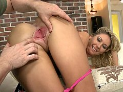 After granting her customer access, Alysha gave me a superb blow job