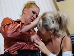 Champagne MILFS In Hardcore Heat Part 2
