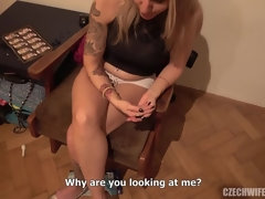 Czech Wife Swap 8 part 1