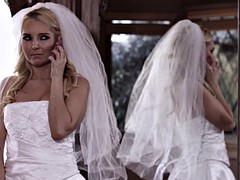 hot bride cheating on the day before the wedding