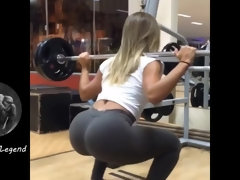 Nana, Gym, Hd, Fille latino