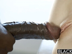 BLACKED Odette Delacroix pussy stretched by big dick