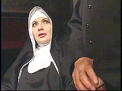 Dirty nuns do sloppy things