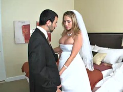 big tits wedding